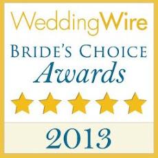 2013 Bride's Choice!