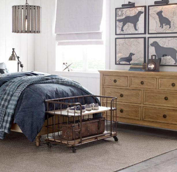 ravercise dog hardware bed restoration
