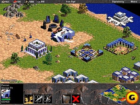 Baixar Age of empires 1 (AOE) - Rise of Rome Versão Gold | Baixar ...