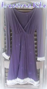 moja porubljena haljina :)