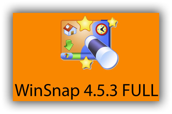 Capturador de pantalla -WINSNAP 4.5.3 FULL /WIN 7