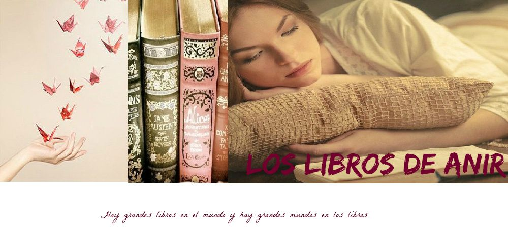 Los libros de Anir