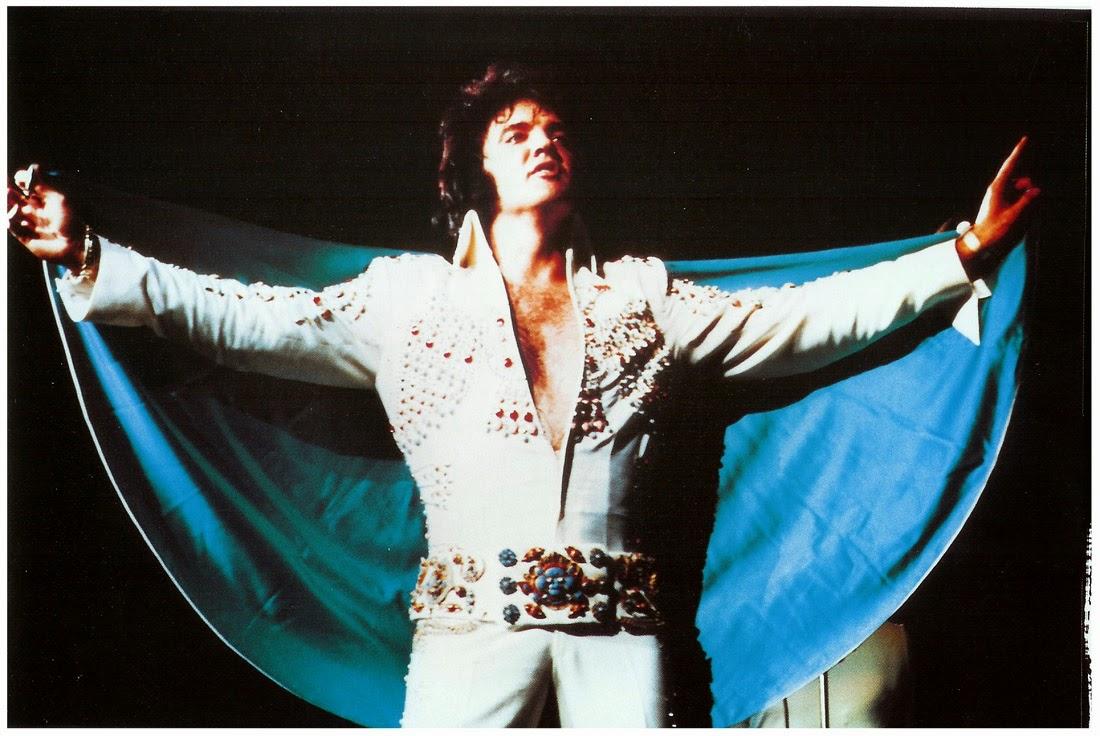 Elvis Presley Jumpsuit Pajamas Elvis presley: glamorous