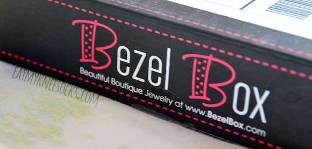 Bezel Box sells beautiful boutique jewelry in monthly subscription boxes, with statement necklaces, bracelets, earrings, and rings.