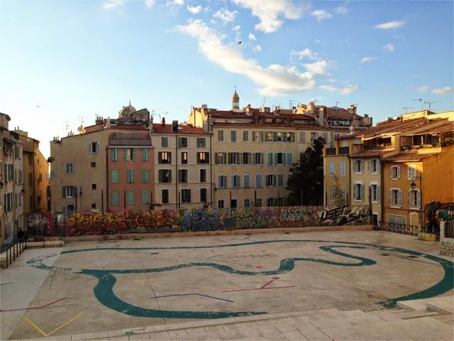 Quartier le Panier Marseille ©lovmint