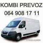 Kombi Prevoz Srbija Selidbe i Transport Kombijem
