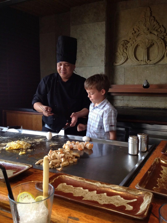 Bangalore 5 vendredi 23 mars shiro pour le d part - Table de cuisson japonaise teppanyaki ...