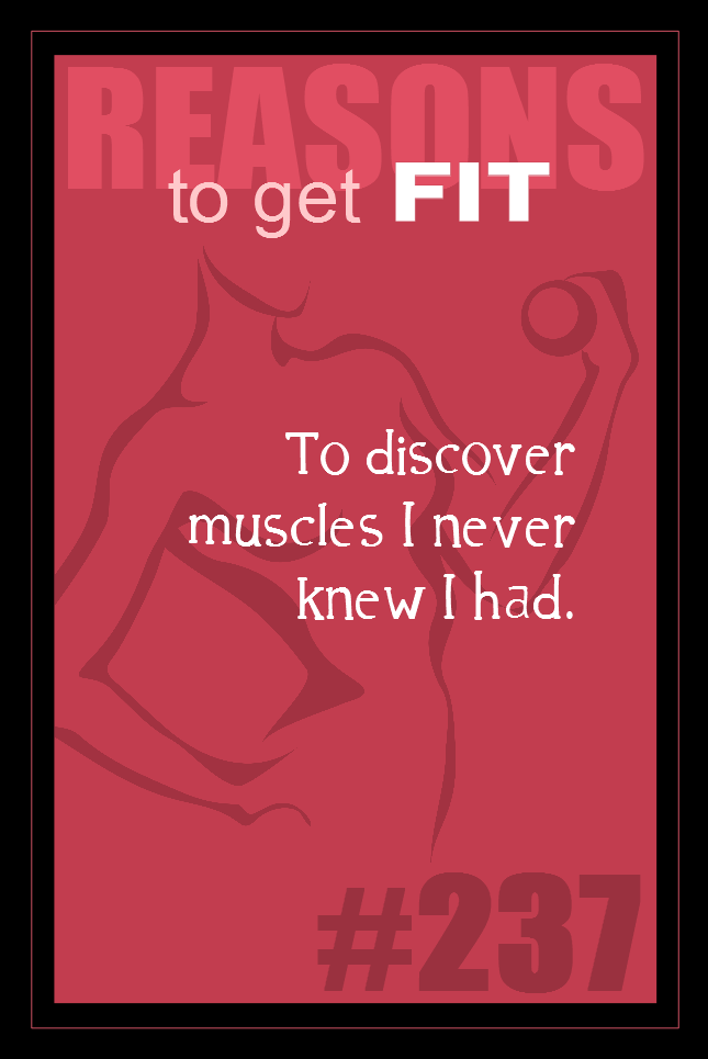 365 Reasons to Get Fit #237