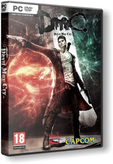 Game Devil May Cry 5 PS3 Full version