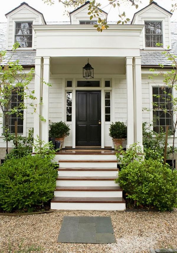 Yellow House Black Door designing home: 10 bold & inspiring front doors