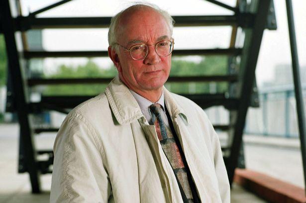 Former Deputy Chief Constable, John Stalker