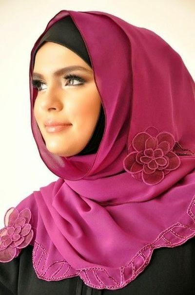 Mode hijab soirée