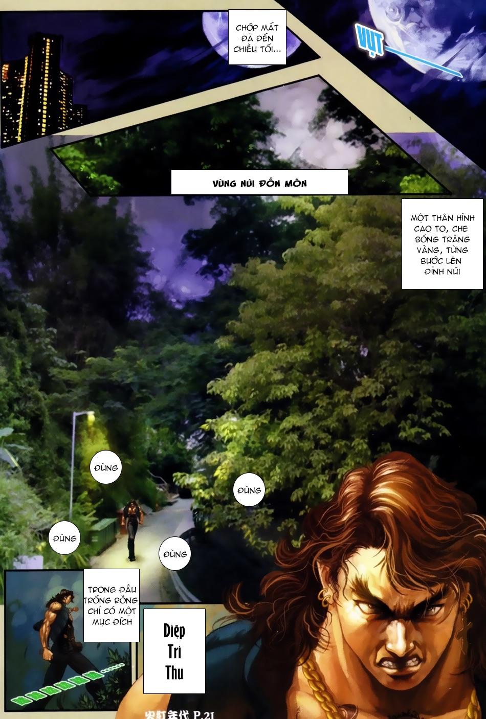 Hỏa Hồng Niên Đại Hắc Cốt Đường Chapter 47 - Hamtruyen.vn