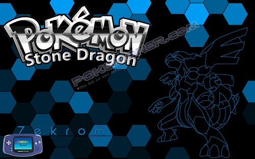 Pokemon Stone Dragon