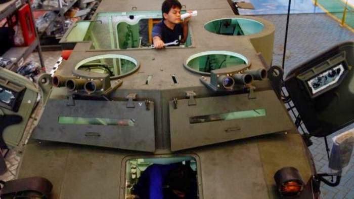 Dirut Baru Pindad Janjikan Kemandirian Industri Pertahanan