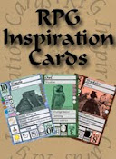 RPG Inspiration Cards