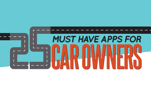 25 Must Have Apps on Car Owners