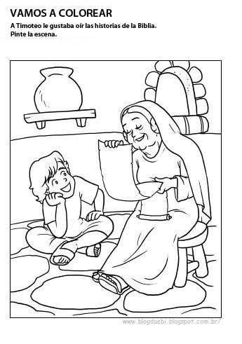 UNIDAD 4 ~ Escuelita Biblica Infantil