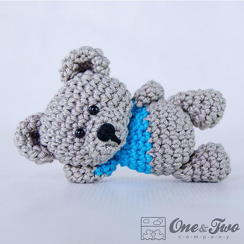 Pattern Amigurumi Angry Birds : Heart & Sew: Free Pattern Friday - October (10 Free Bear ...