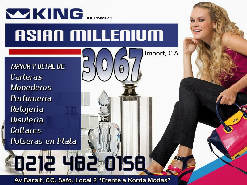 KING`S ASIAN 3067 IMPORT, C.A. en Paginas Amarillas tu guia Comercial