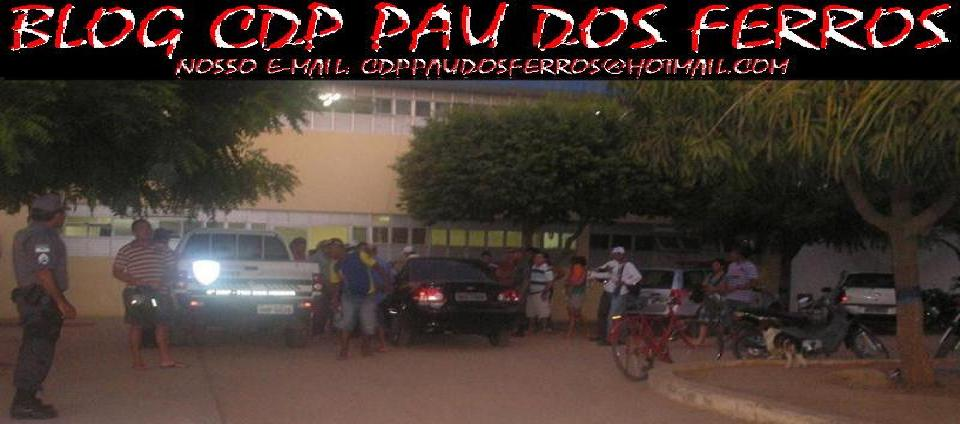 BLOG CDP PAU DOS FERROS
