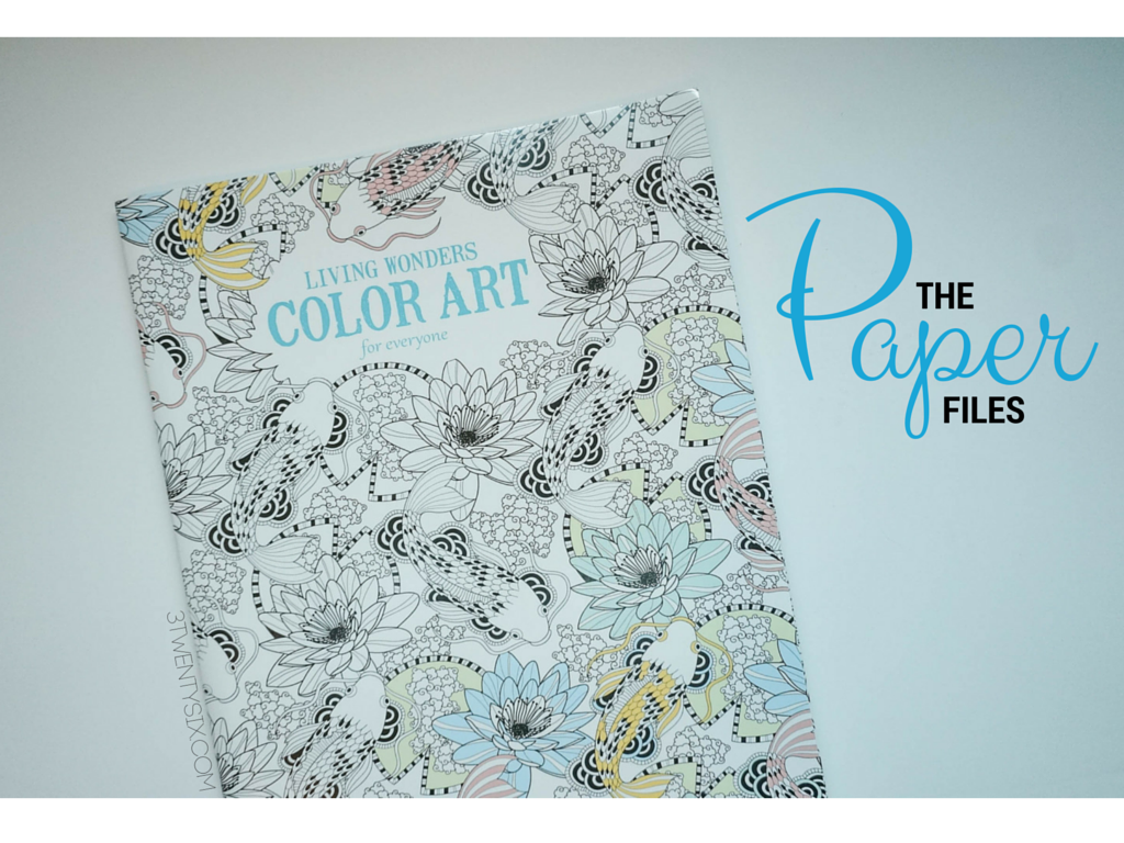 Color art living wonders - Remember When Everyone Was Talking About Adult Coloring Books Yeah Well I Didn T Jump On The Bandwagon Because I Wasn T Too Sure I Could Commit