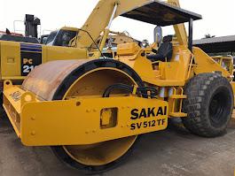 Compact Sakai SV512TF
