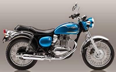 Specifications and Latest price Kawasaki Estrella 250 in 2015