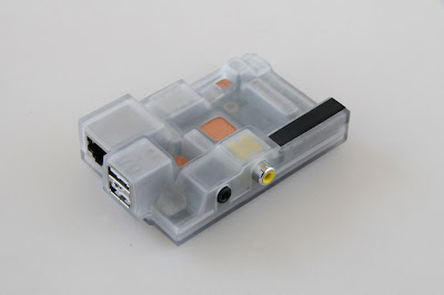 Sweetbox raspberry pi case