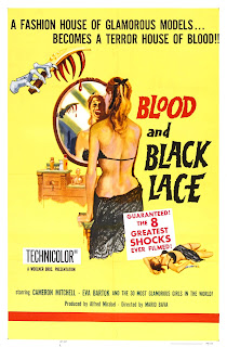 mario bava giallo black lace