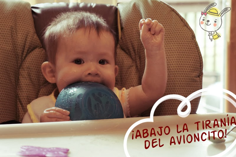 El Baby Led Weaning