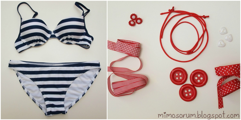Custom Bikini. Mimosorum