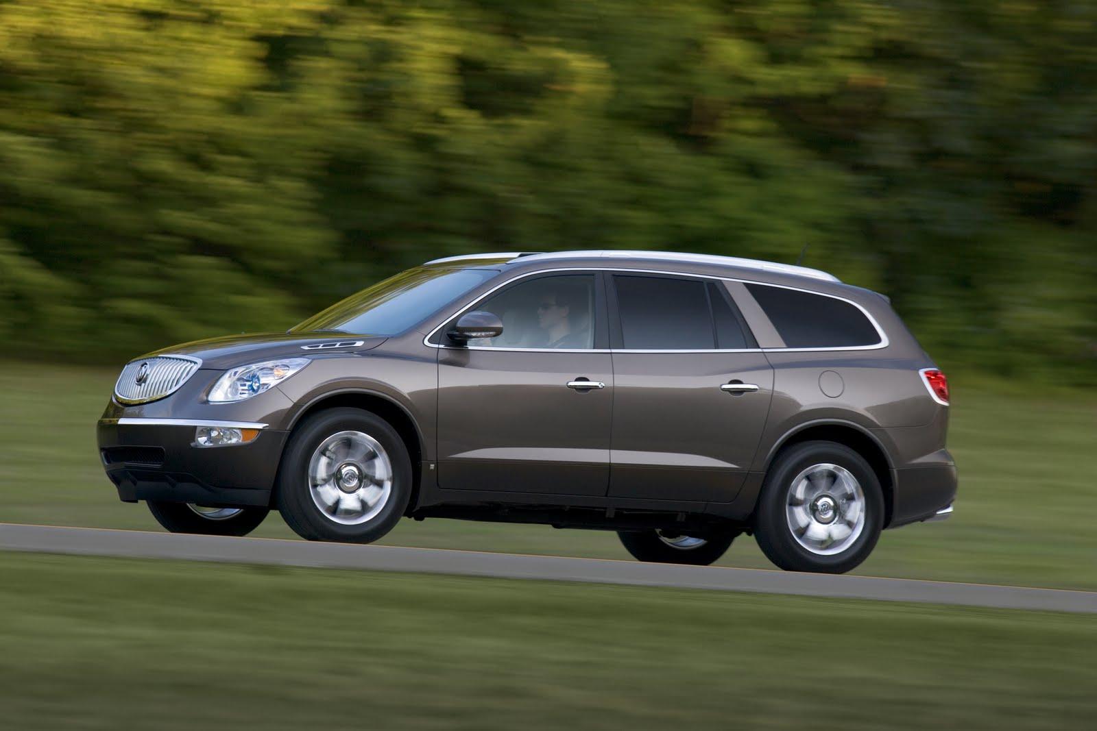 2013 - [Buick] Enclave 2011%2Bbuick%2Benclave%2Bcxl