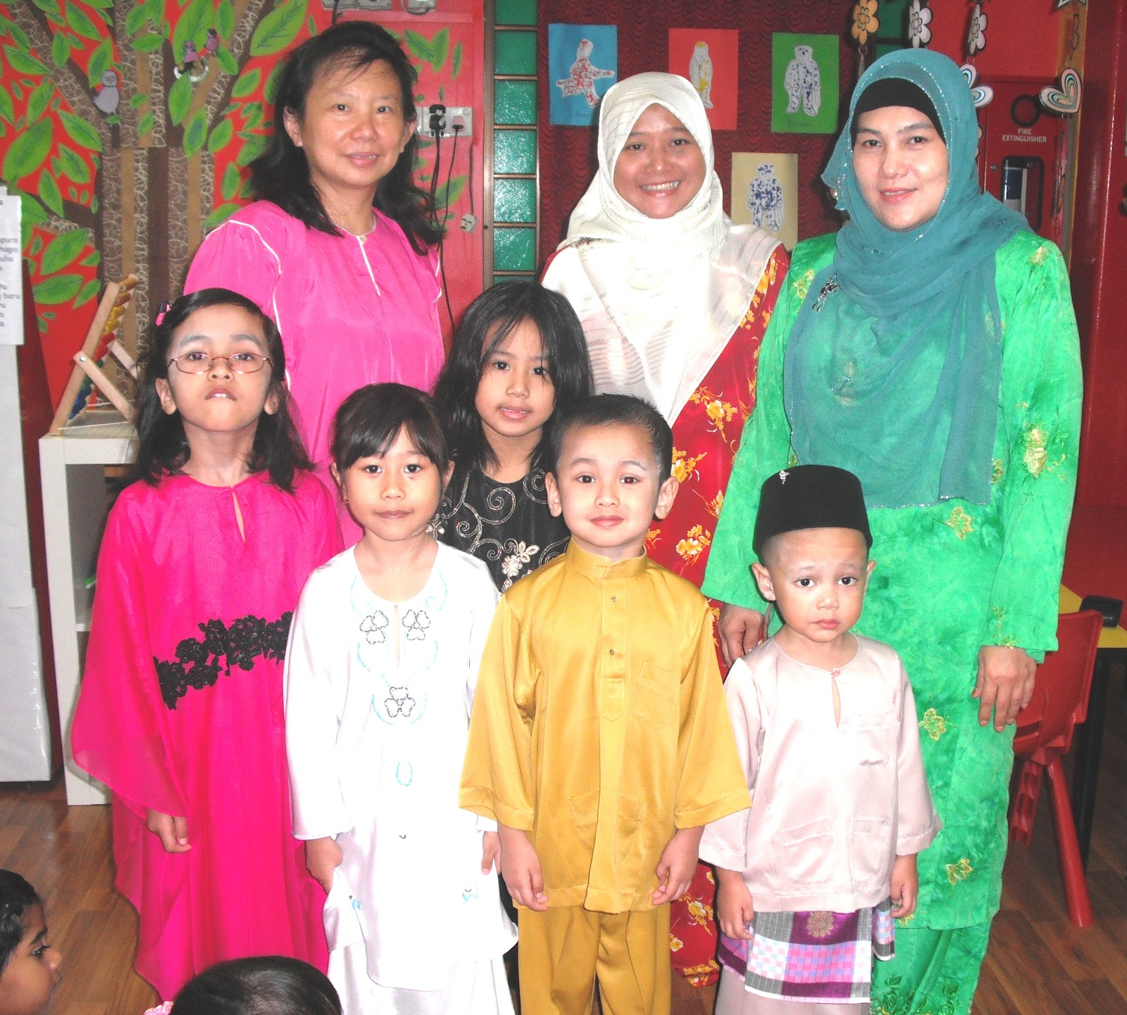 LITTLE TREASURES KINDERGARTEN: Racial Harmony Day Celebration
