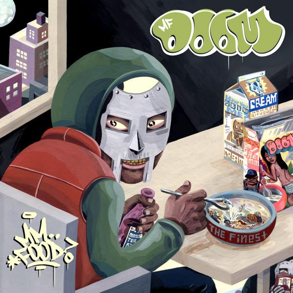 MF Doom - Mm...Food  Cover