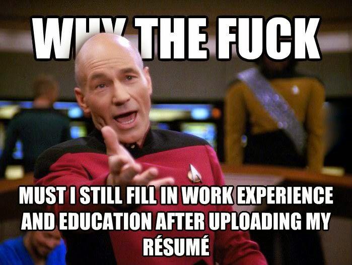 Online Job Madness