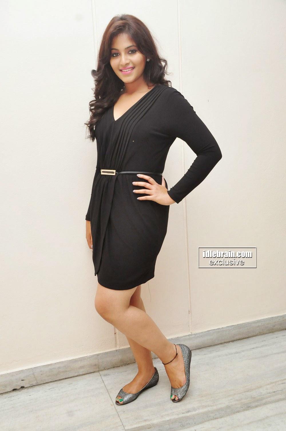Anjali milky black