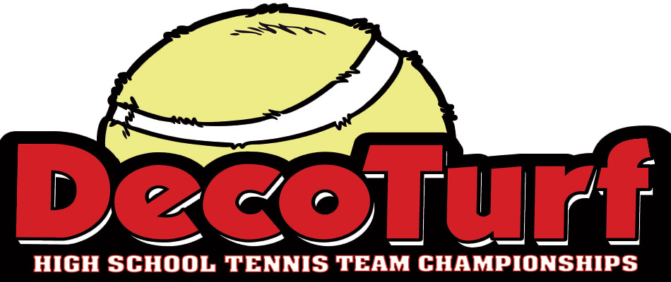 DecoTurfHigh School Tennis Team Championsips