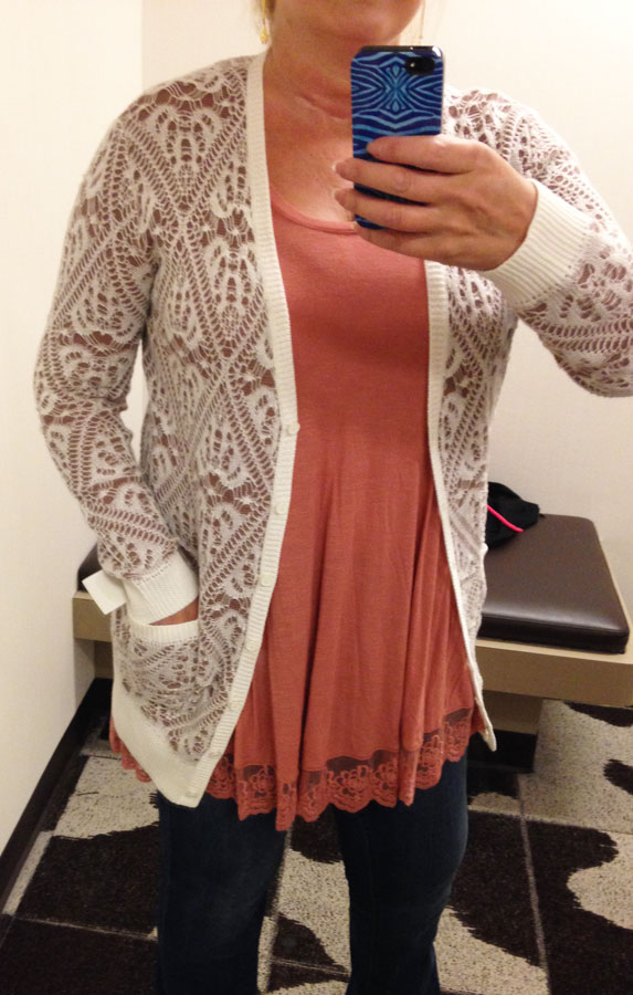 Nordstrom Anniversary Sale, Chloe K Lace Trim Tunic