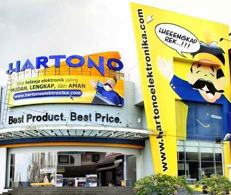 Hartono Elektronika Surabaya
