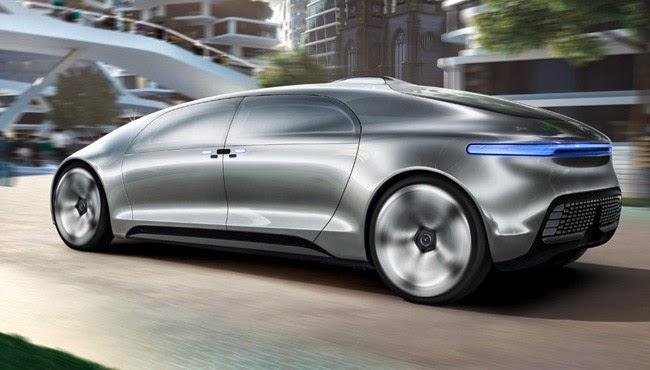 Journal of life 5 2 5 for Mercedes benz autopilot