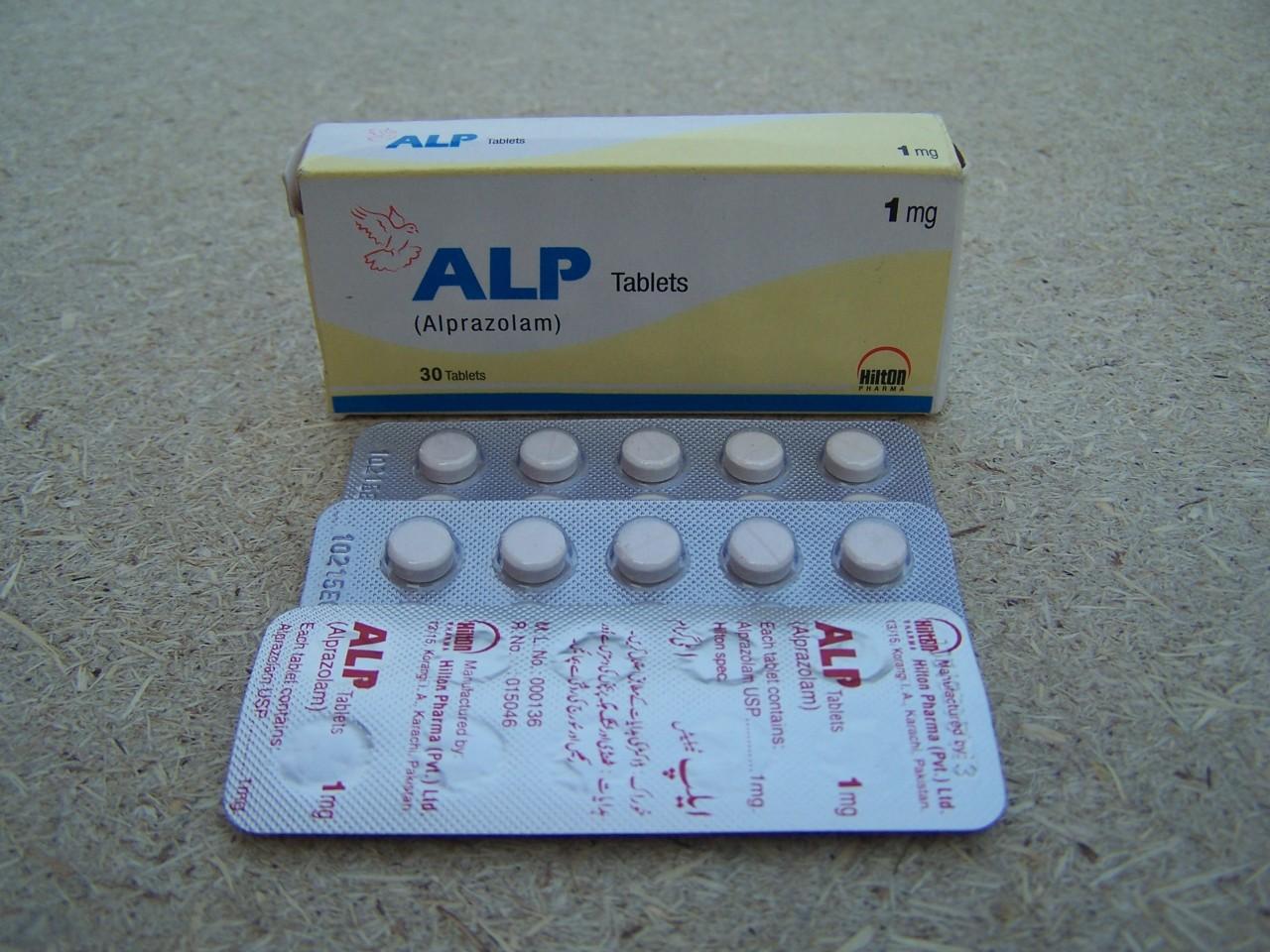 alprazolam abuse dosage