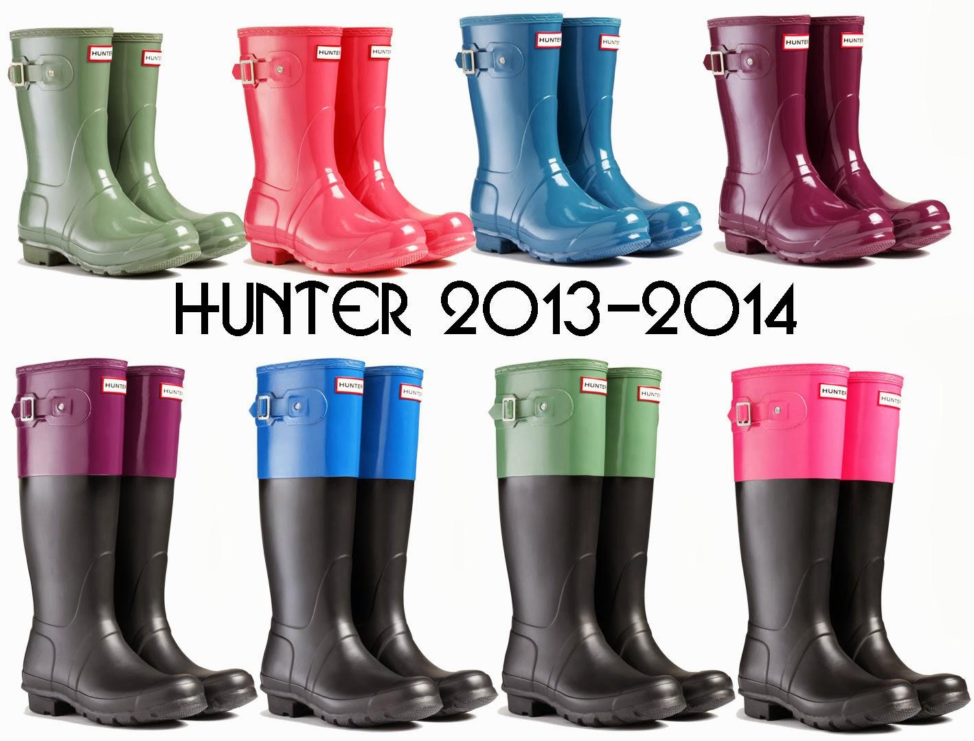 Hunter Outono/Inverno 2013
