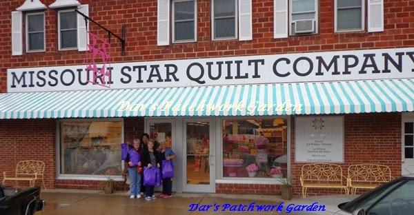 Dar's Patchwork Garden: Mo. Star Quilt Co. & Stash Report #45 : missouri star quilting company - Adamdwight.com