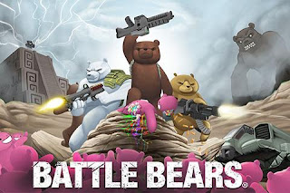 Battle Bears Zombies 3D
