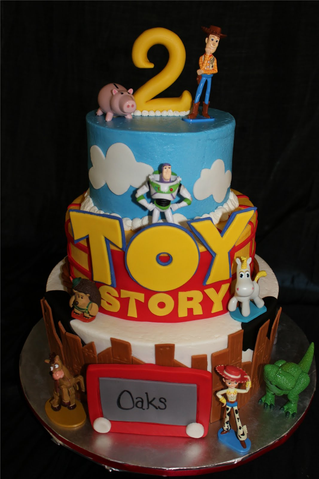 Toy Story Cakes For Boys : Cakes by camille disney themed
