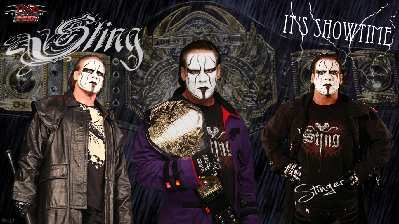 wwe wallpapers sting sting the wrestler wrestler sting wwe