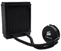Corsair Hydro Series™ H70 High Performance Dual-Fan Liquid CPU Cooler Picture 2