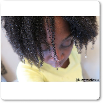 Natural Hair Wash Day with SheaMoisture Fruit Fusion Coconut Water Weightless Hair Masque
