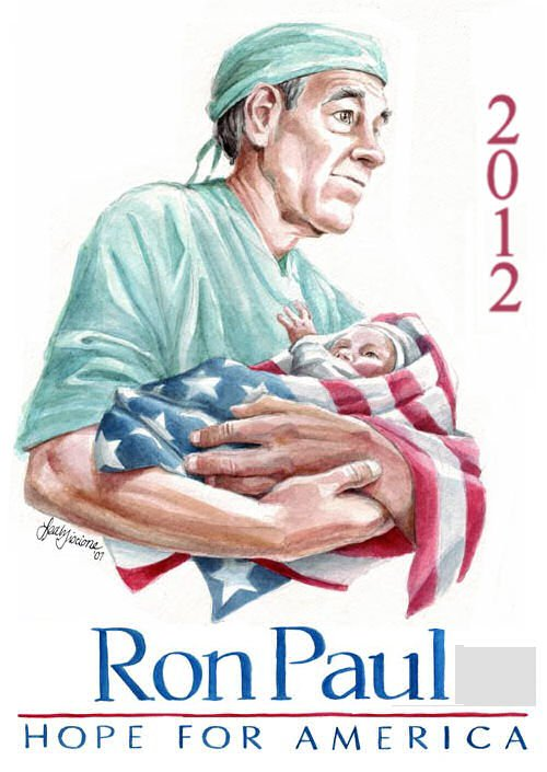 RON PAUL hope
